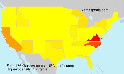 Ganzert - USA