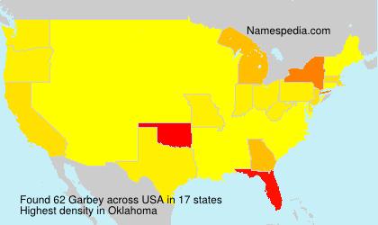 Garbey - USA