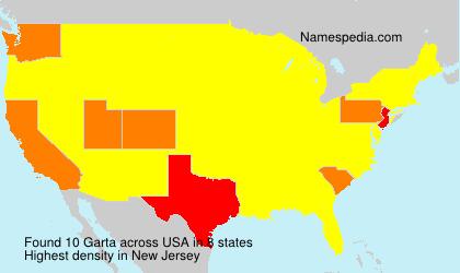 Garta - USA