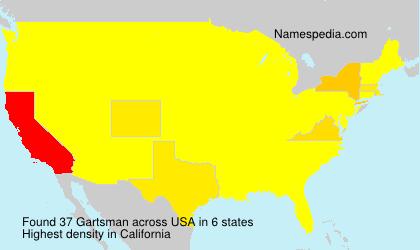 Gartsman