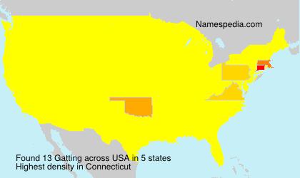Gatting - USA