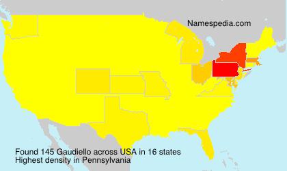 Gaudiello