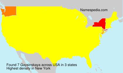Gaysinskaya