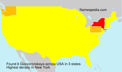Gayvoronskaya