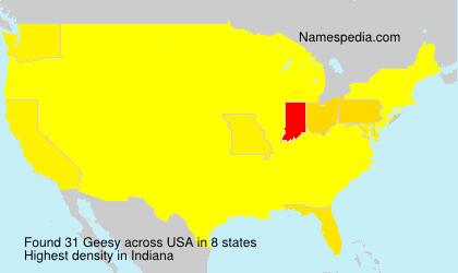 Geesy - USA