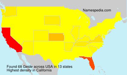 Geide - USA