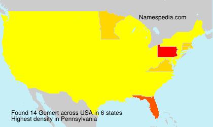 Gemert - USA