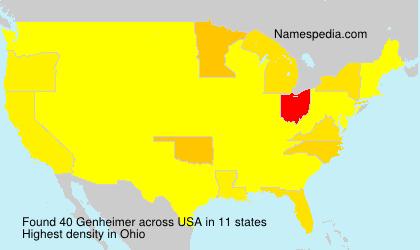 Genheimer - USA