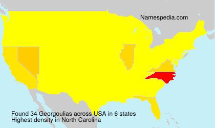 Georgoulias - USA