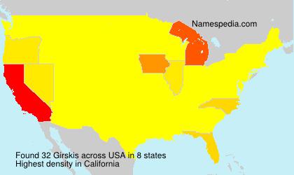 Girskis - USA
