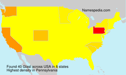 Glasl - USA