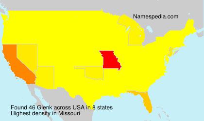 Glenk - USA