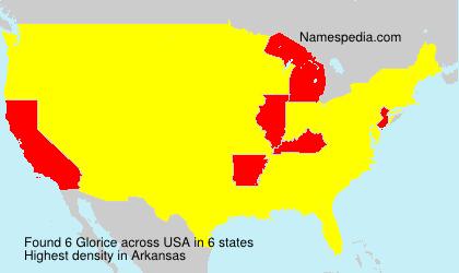 Glorice - USA