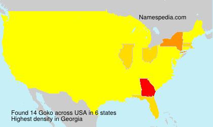 Goko - USA