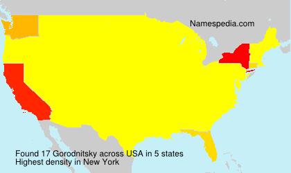 Gorodnitsky