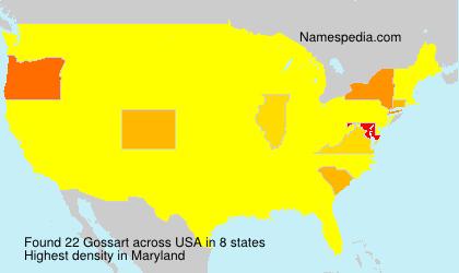 Gossart - USA