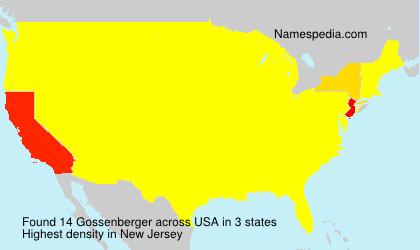 Gossenberger