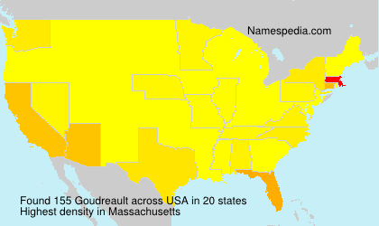 Goudreault - USA