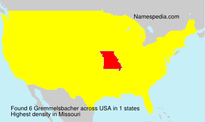 Gremmelsbacher