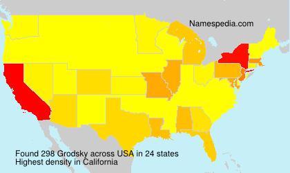 Grodsky