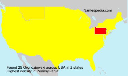 Grondziowski