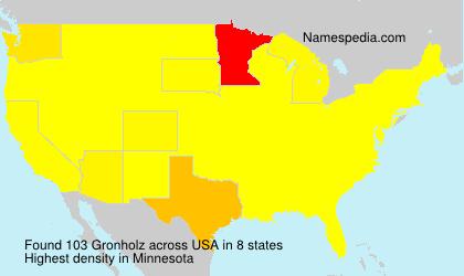 Gronholz