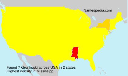 Gronkoski