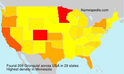 Gronquist