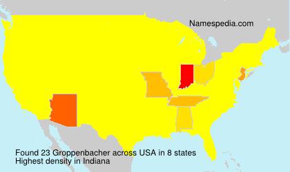 Groppenbacher