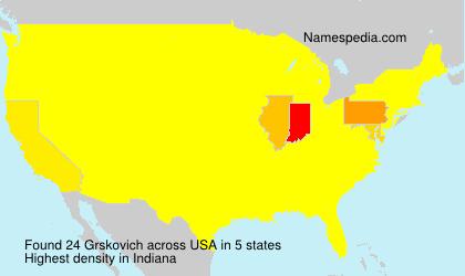 Grskovich