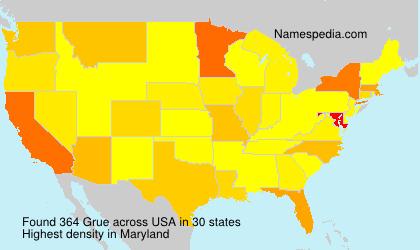 Grue - USA