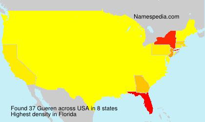 Gueren - USA