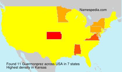 Guermonprez - USA
