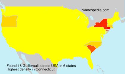 Guillerault - USA