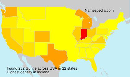 Guntle