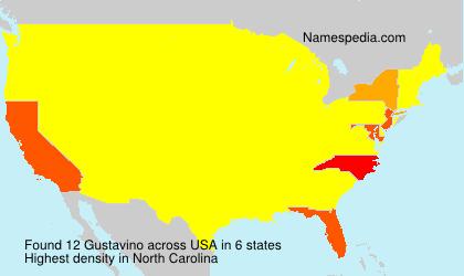 Gustavino - USA