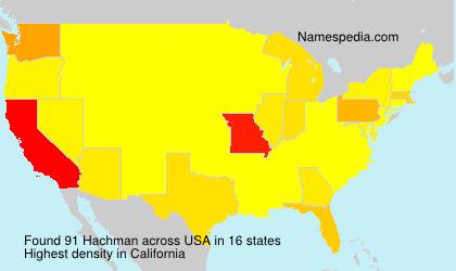 Hachman
