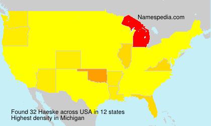 Haeske - USA
