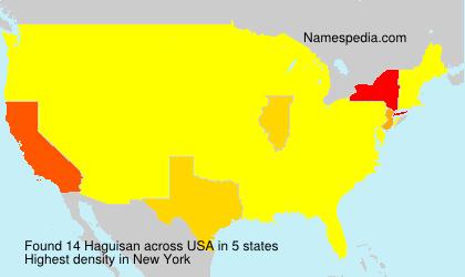 Haguisan - USA