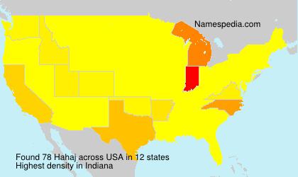Hahaj - USA