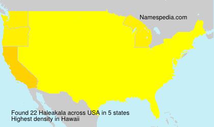 Haleakala - USA