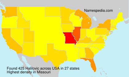 Halilovic - USA