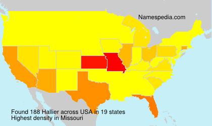 Hallier - USA
