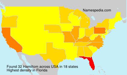 Hamiltom - USA