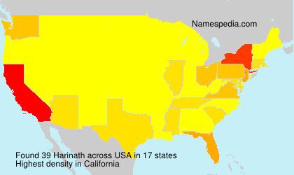 Harinath - USA
