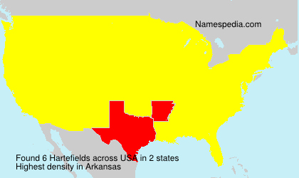 Hartefields - USA