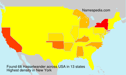 Hasselwander - USA