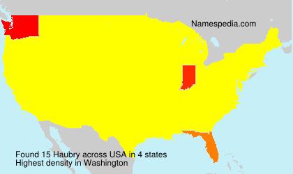 Haubry - USA