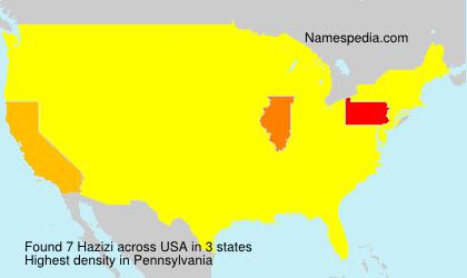 Hazizi - USA