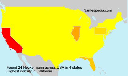 Heckermann - USA